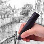 Ohuhu® Eraser électrique/ effaceurs/ Kit Gomme électrique Avec 20 Recharges/Eraser Refills et 1 Brosse de Nettoyage de la marque Ohuhu image 3 produit