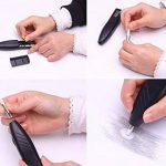 Ohuhu® Eraser électrique/ effaceurs/ Kit Gomme électrique Avec 20 Recharges/Eraser Refills et 1 Brosse de Nettoyage de la marque Ohuhu image 4 produit