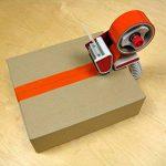 peha Ruban adhésif pour scellés(bande adhésivede sécurité) - inviolable - Orange   38 mm x 50 m de la marque Peha image 1 produit