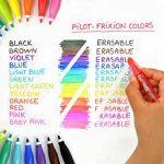 Pilot - FriXion Colors - Feutre - Set FriX Book x 12 - Pointe Moyenne de la marque Pilot image 4 produit