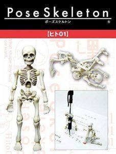 Pose homme squelette (1) de la marque Re-Ment image 0 produit