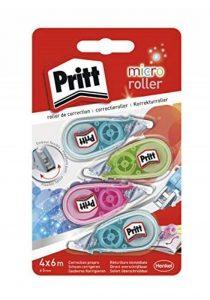 Pritt Micro Lot de 4 Rollers de correction 5 mm x 6 m de la marque Pritt image 0 produit