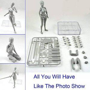 Rokoo 2.0 Action Figure Modèle pour SHF Corps Kun Doll PVC Body-Chan DX Set de la marque Rokoo image 0 produit