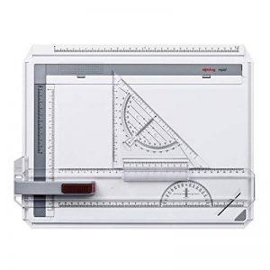 Rotring - S0232710 - Rapid Règle à dessin Assortiment - A4 de la marque Rotring image 0 produit