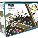 Royal & Langnickel REA6000 Set chevalet d'artiste multi-usage 104 pièces de la marque Royal & Langnickel image 1 produit
