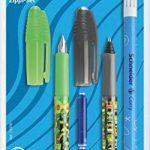 Schneider 74370 Set d'écriture avec 1 stylo à plume + 1 roller + 1 effaceur d'encre double pointe de la marque Schneider image 5 produit