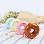 Shulaner Mini Kawaii Correction Tape Cute Donut Ruban Correcteurs Lot de 4, 5mm x 8 m de la marque Shulaner image 1 produit