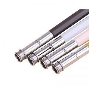 Sipliv porte-crayon à deux têtes pour crayon à mine de carbone Sipliv, 6 pièces par set de la marque SIPLIV image 0 produit