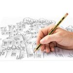 Staedtler 122-2BK10D Pack de 10 Crayons graphite HB embout Gomme de la marque Staedtler image 3 produit