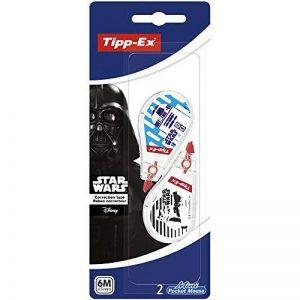 Star Wars Tipp-Ex Mini Pocket Mouse Rubans Correcteurs, Blister de 2 de la marque BIC image 0 produit
