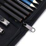 Sumnacon 33PCS d'Esquisse Crayon à Fusain, avec la Sacoche de Crayon rigide pour Amateur ou Impressionniste d'esquisse de l'artiste et Graphiste (33pcs) de la marque Sumnacon image 1 produit