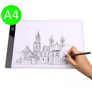 table à dessin en verre TOP 13 image 0 produit