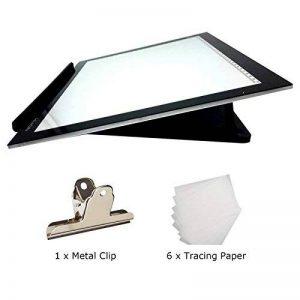 table lumineuse huion a4 TOP 6 image 0 produit