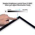 table lumineuse portable TOP 3 image 2 produit