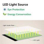 Tablette Lumineuse, A4 Ultra Mince Cable USB Lumineuse Dessin LED Copy Light Box Pour Dessiner de la marque CHBKT image 2 produit