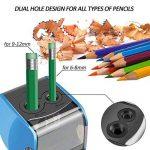 taille crayon électrique 2 trous TOP 13 image 2 produit