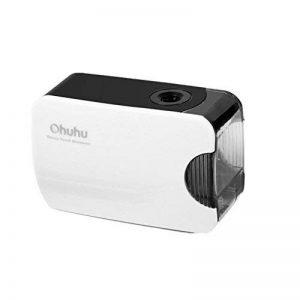 [Taille-Crayon] Ohuhu® Taille-Crayon/Pencil Sharpener Electrique, Automatique, Alimenté par Batterie et Alimenté par USB de la marque Ohuhu image 0 produit