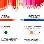 taille crayon violetta TOP 8 image 3 produit