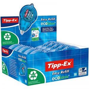 "Tipp Ex Easy Refill ECOlutions Rubans Correcteurs - 14m, Boîte de 10"" de la marque Tipp Ex image 0 produit"