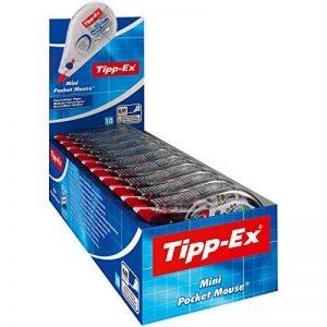 Tipp-Ex Mini Pocket Mouse Rubans Correcteurs - 6M - Boîte de 10 - Décors Assortis de la marque Tipp Ex image 0 produit