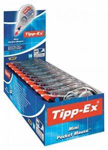 Tipp-Ex Mini Pocket Mouse Rubans Correcteurs - Boîte de 10 de la marque Tipp-Ex image 0 produit