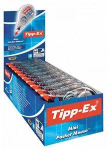 Tipp-Ex Mini Pocket Mouse Rubans Correcteurs - Boîte de 10 de la marque Tipp Ex image 0 produit