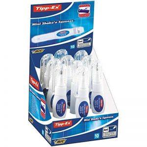Tipp-Ex Mini Shake'n Squeeze Stylos Correcteurs - Boîte de 10 de la marque Tipp Ex image 0 produit