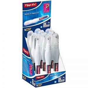 Tipp-Ex Shake'n Squeeze Stylos Correcteurs - Boîte de 10 de la marque Tipp Ex image 0 produit