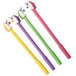 TOYMYTOY Lot de 10 joli stylo gel stylos licorne Pointe Fine pour fournitures scolaires,10PCS de la marque TOYMYTOY image 2 produit
